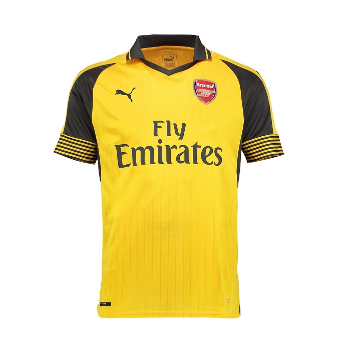 Arsenal 16/17 Youth Away Jersey