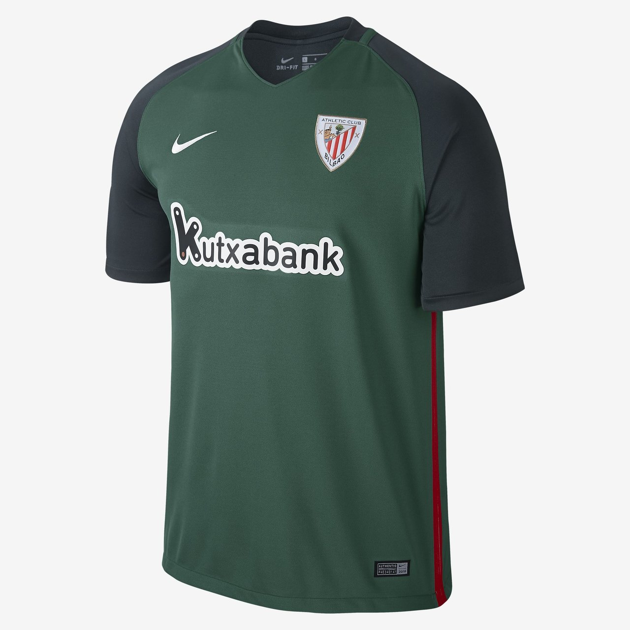 Athletic Bilbao 16/17 Away Jersey