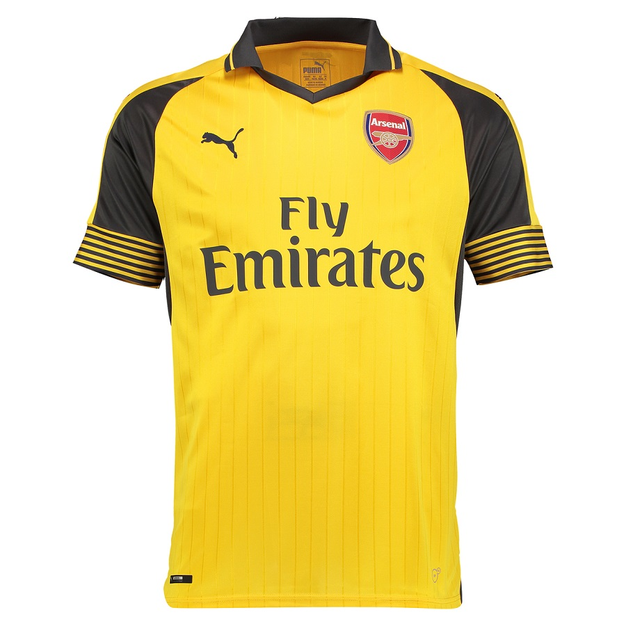 Arsenal 16/17 Puma Away Jersey