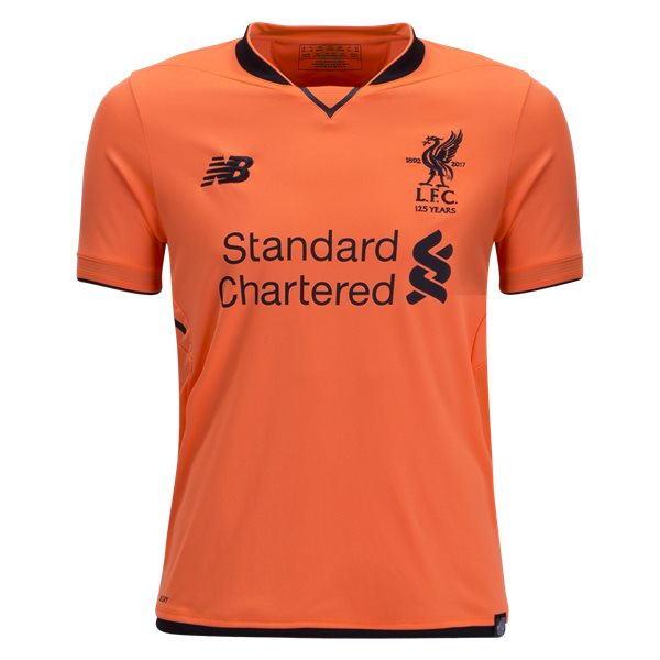 New Balance Liverpool Youth Third Jersey 17/18