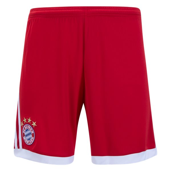 adidas Bayern Munich Home Short 17/18