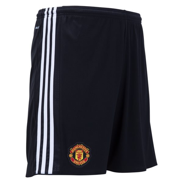 adidas Manchester United Away Short 17/18