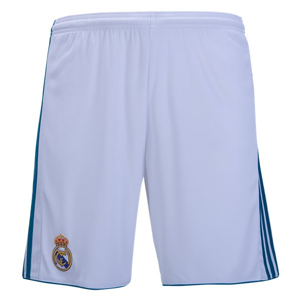 adidas Real Madrid Home Short 17/18