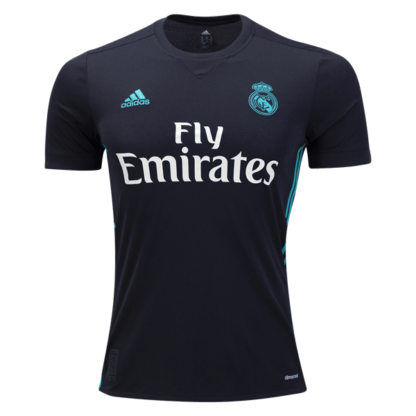 adidas Real Madrid Away Jersey 17/18