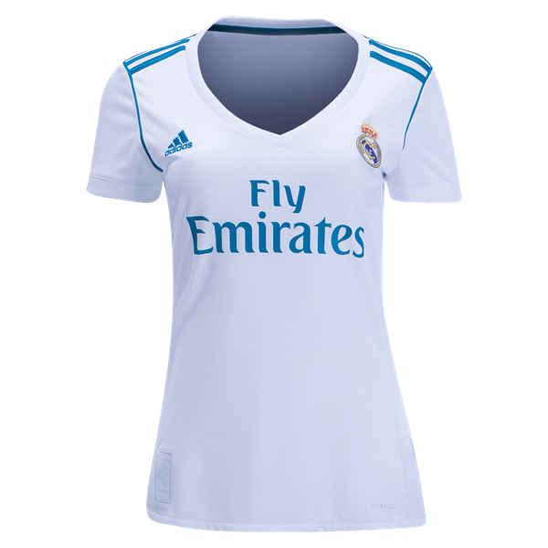 adidas Real Madrid Women's Home Jersey 17/18
