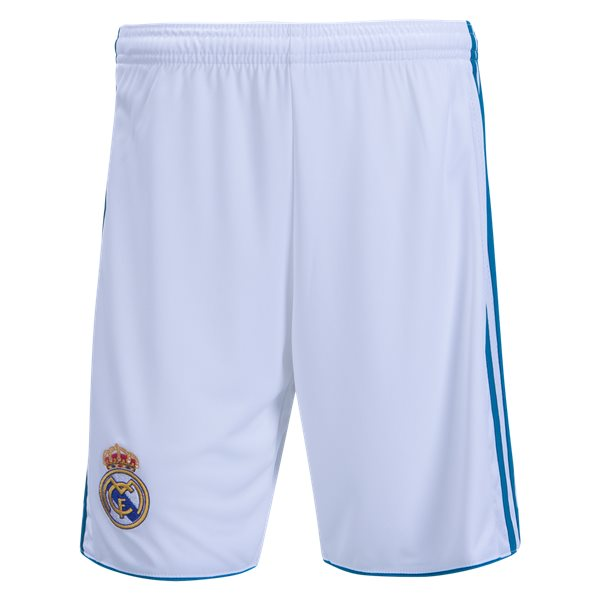 adidas Real Madrid Youth Home Short 17/18