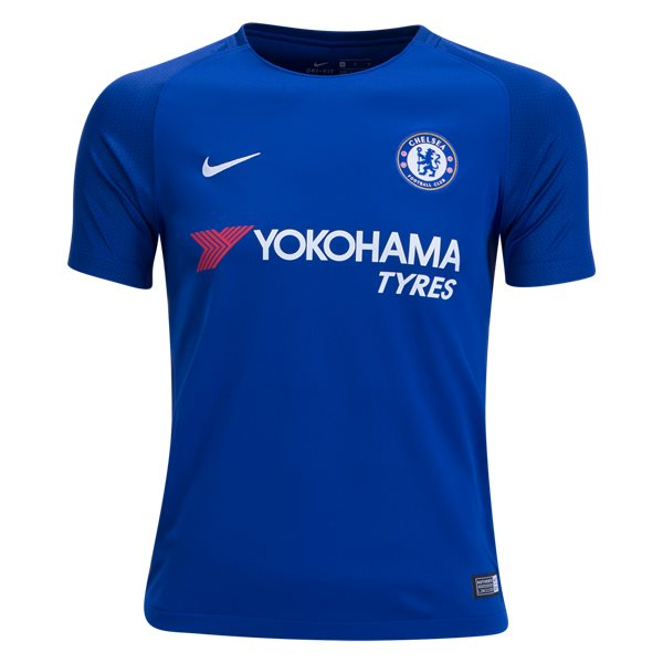 Nike Chelsea Youth Home Jersey 17/18