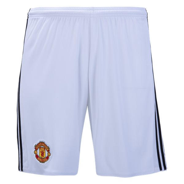 adidas Manchester United Home Short 17/18