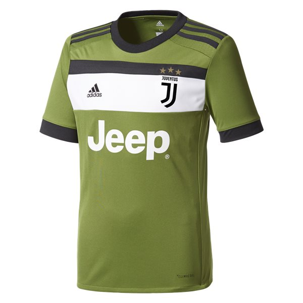 adidas Juventus Youth Third Jersey 17/18