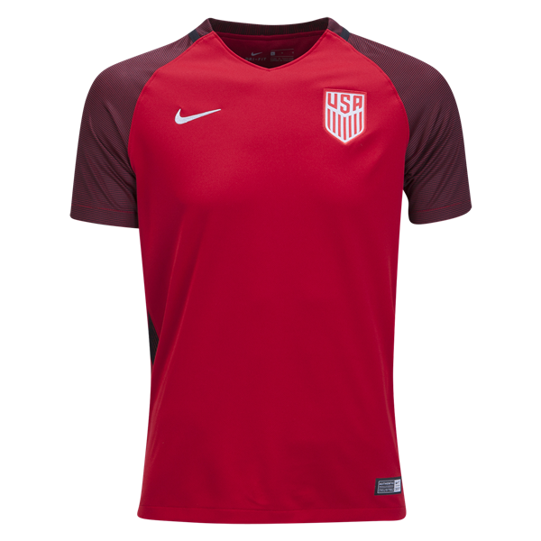 Nike USA Youth Third Jersey 2017