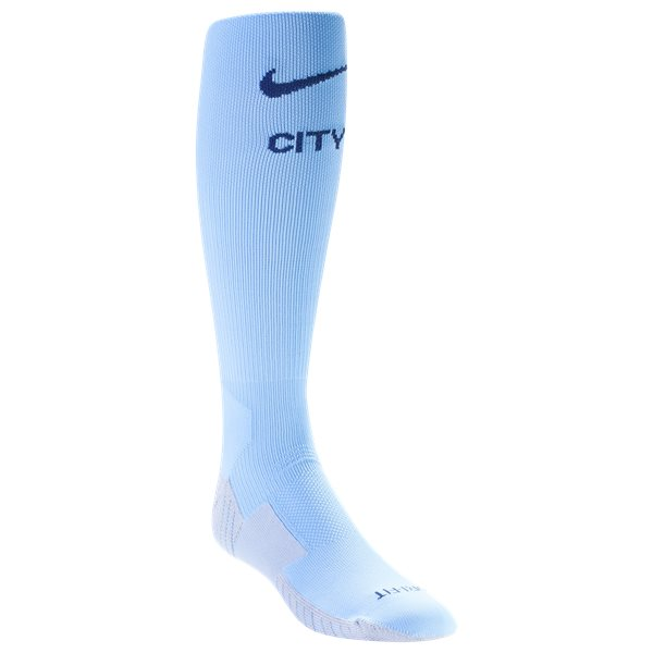 Nike Manchester City Home Sock 17/18