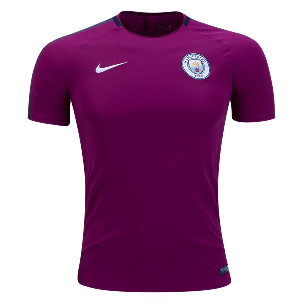 Nike Manchester City Training Squad Jersey 17/18