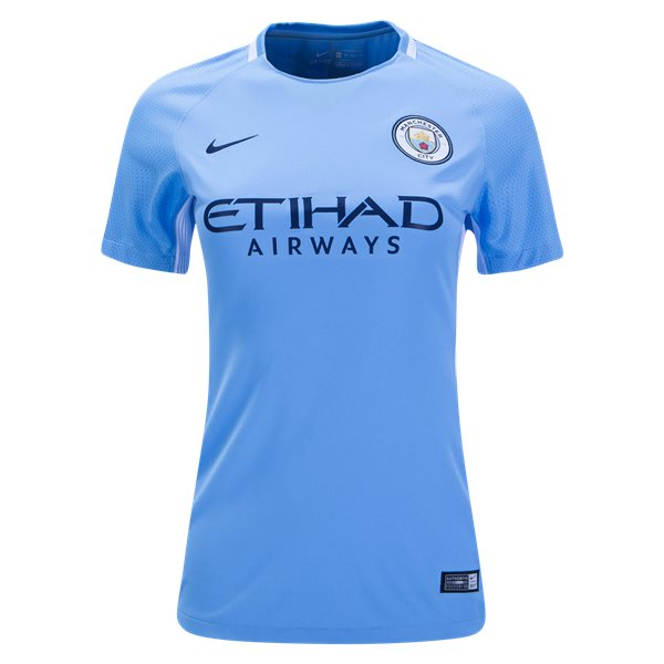 Nike Manchester City Womens Home Jersey 17/18