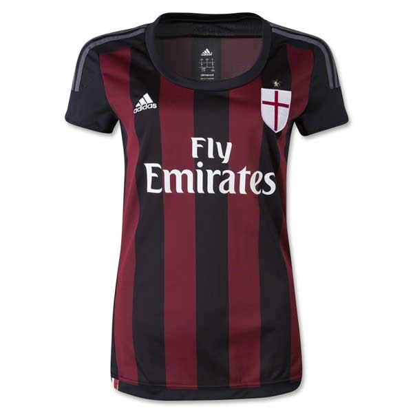 AC Milan 15/16 Womens Home Jersey