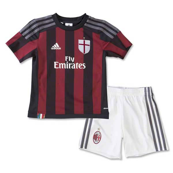 AC Milan 15/16 Home Mini Jersey