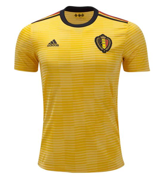 BELGIUM World Cup away Jersey 2018