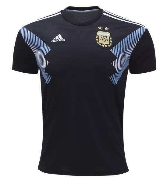 Argentina 2018 away Jersey FOOTBALL TEAMS