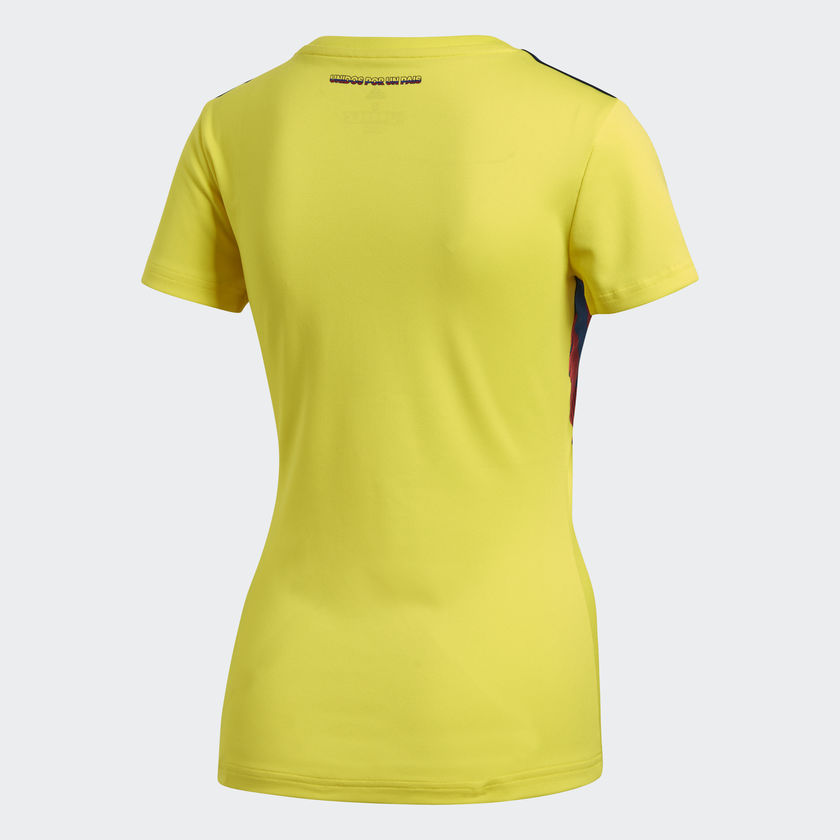 Colombia 2018 Women's Home Jersey