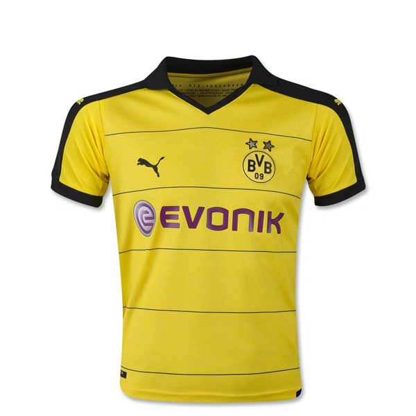 Borussia Dortmund 15/16 Youth Home Jersey