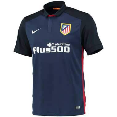 Atletico Madrid Home Shirt 2015/16