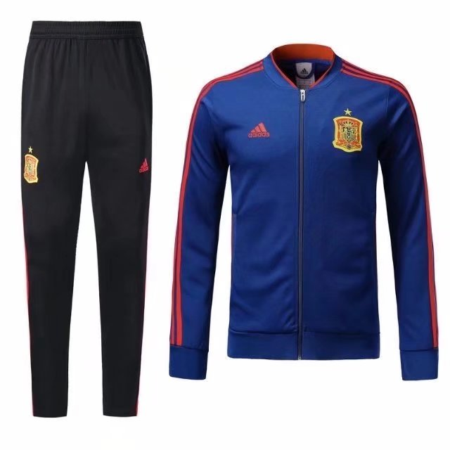 Spain World Cup Jacket 2018