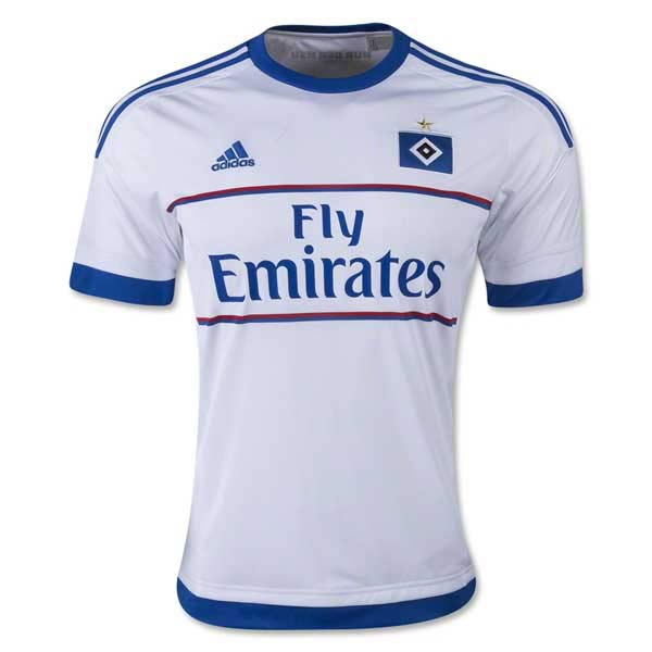 Hamburg 15/16 Home Jersey