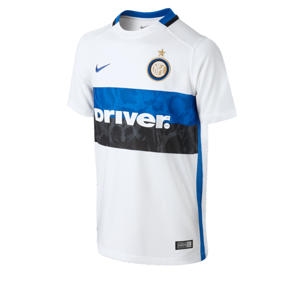 2015/16 Inter Milan Stadium Away Niños Football Shirt