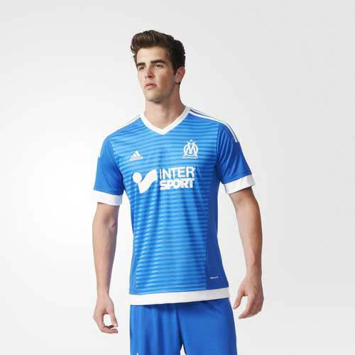 OLYMPIQUE MARSEILLE REPLICA THIRD JERSEY