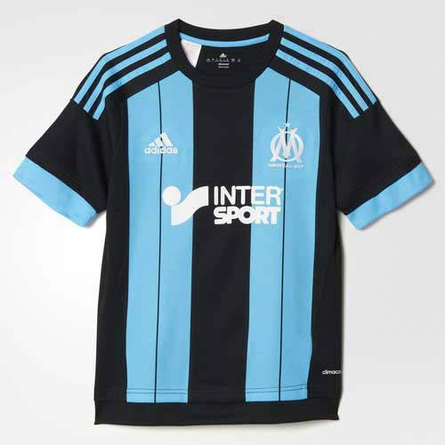 OLYMPIQUE MARSEILLE AWAY REPLICA JERSEY