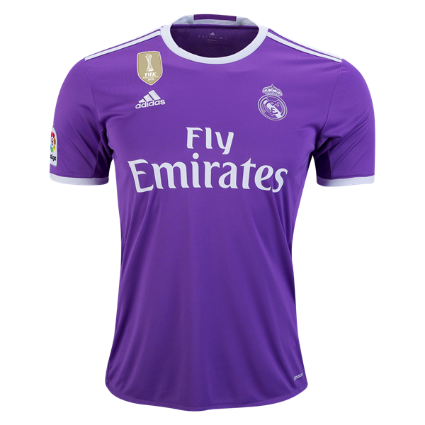 adidas Real Madrid Club World Cup Away Jersey 16/17