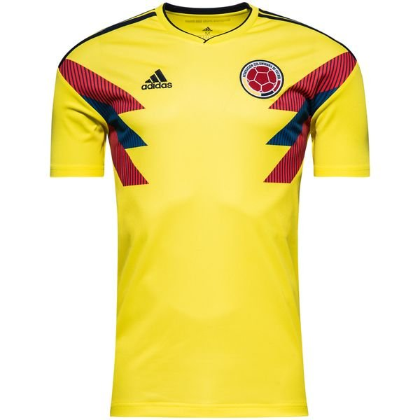 Colombia 2018 Youth home Jersey