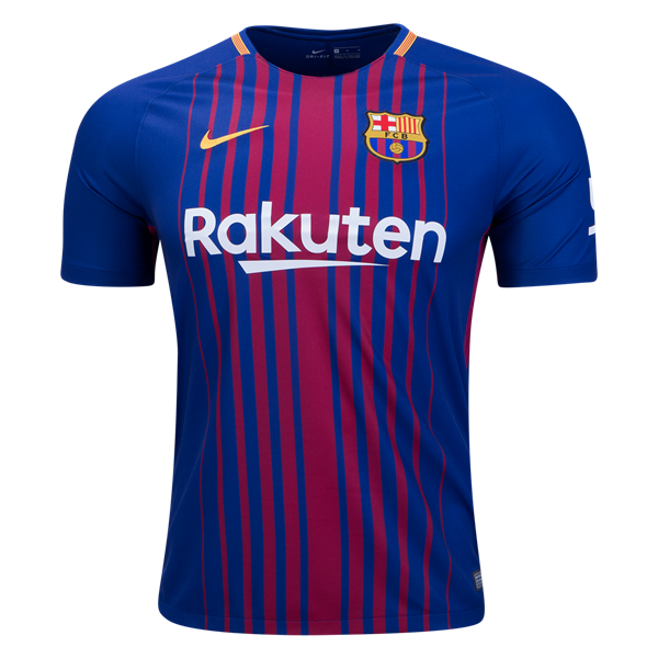 Barcelona 17/18 Home Jersey