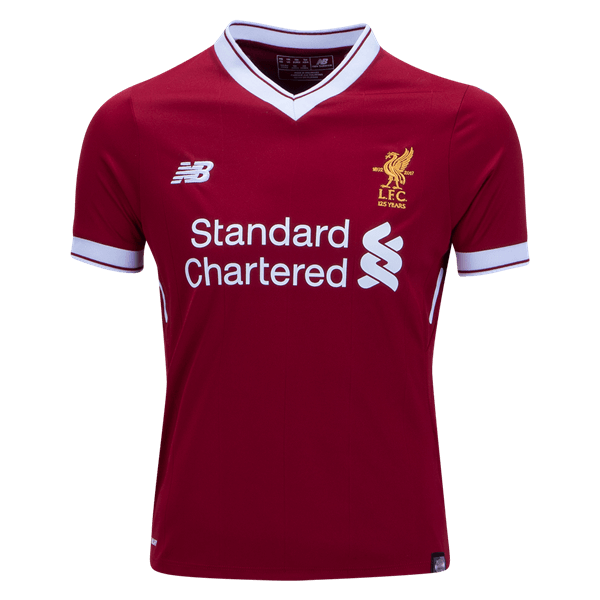 LIVERPOOL 17/18 HOME YOUTH KIT