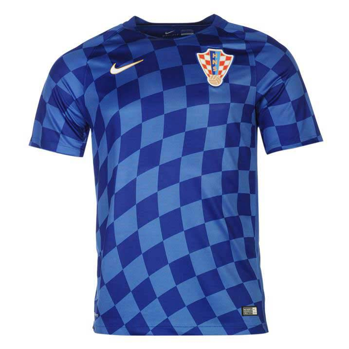 Croatia 2016 Away Jersey