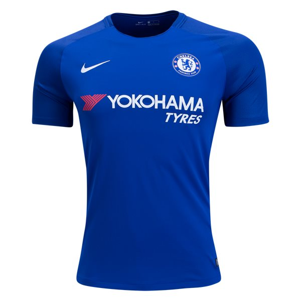 Nike Chelsea Home Jersey 17/18