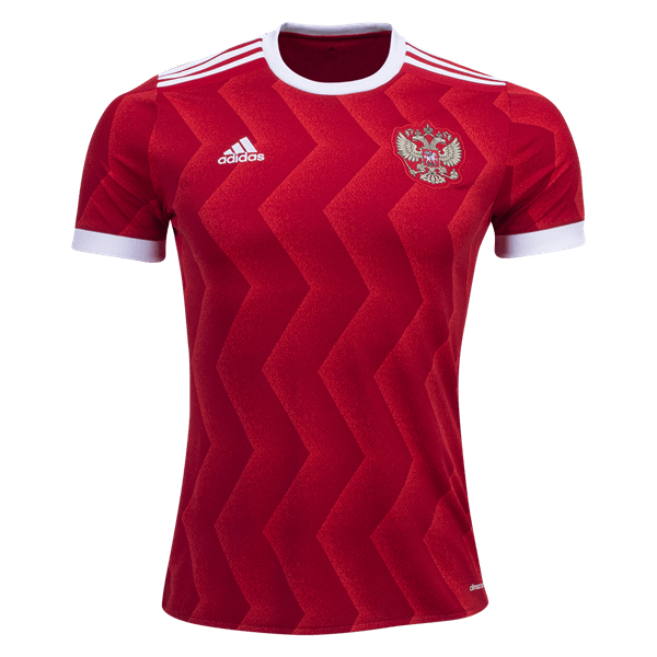 RUSSIA 2017 HOME JERSEY