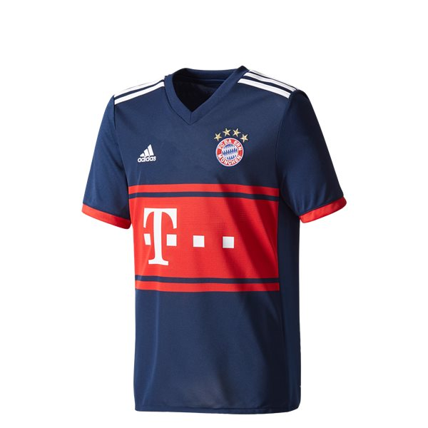 adidas Bayern Munich Youth Away Jersey 17/18
