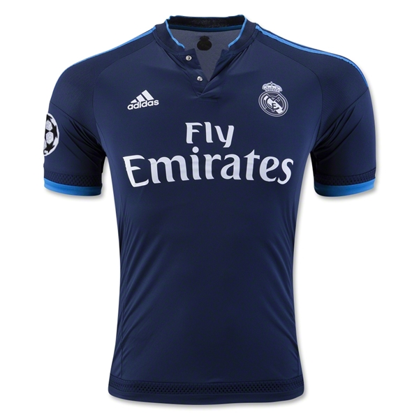 Real Madrid 15/16 Authentic Camiseta de la 3ª equipación