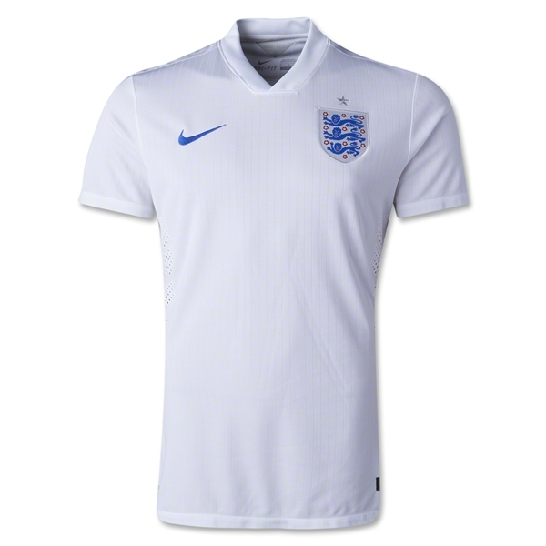 England 14/15 Authentic Home Jersey