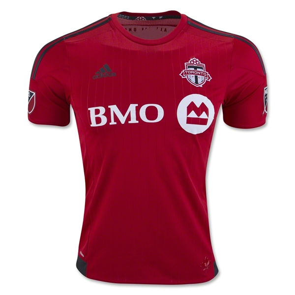 Toronto FC 2015 Authentic Home Soccer Jersey