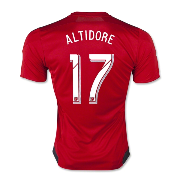 Toronto FC 2015 ALTIDORE Home Soccer Jersey