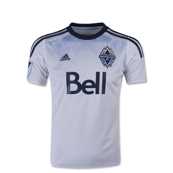 Vancouver Whitecaps 2015 Youth Home Jersey