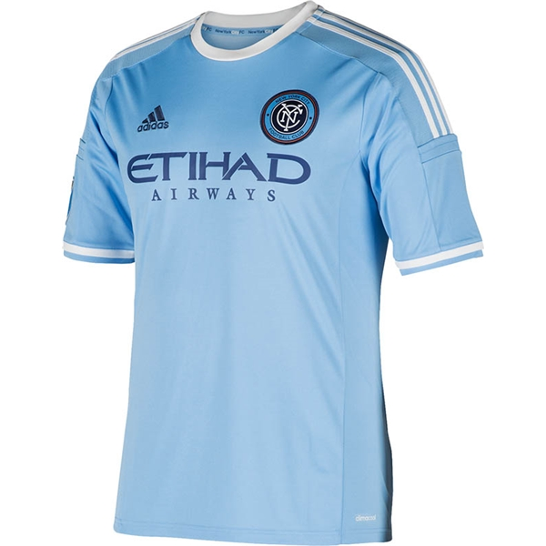 New York City FC 2015 Home Soccer Jersey