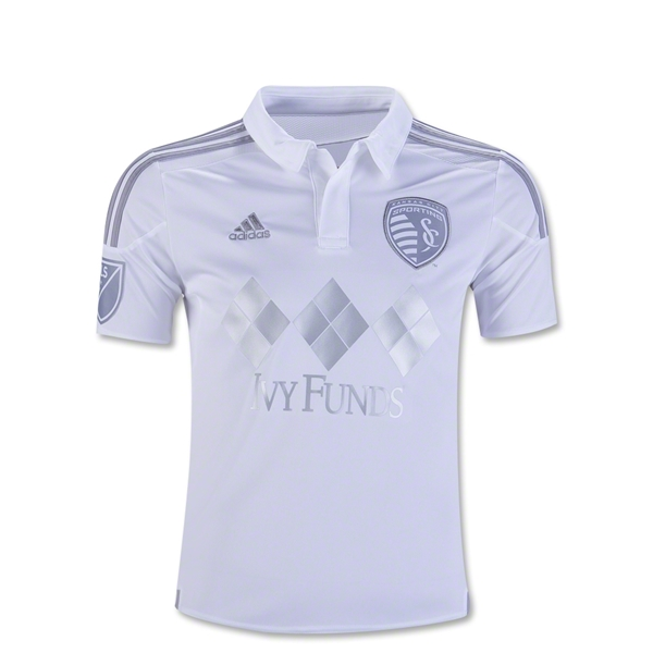 Sporting KC 2016 Youth Third Soccer Jersey