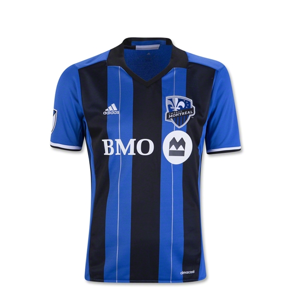 Montreal Impact 2016 Youth Home Soccer Jersey