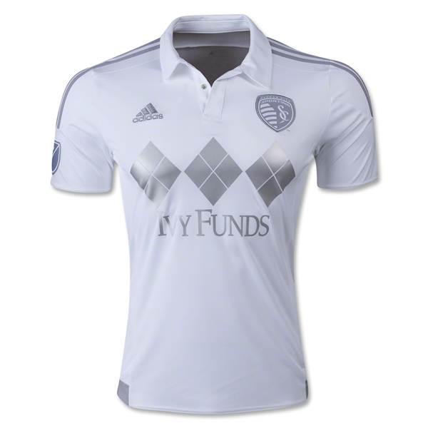 Sporting KC 2015 Third Soccer Jersey