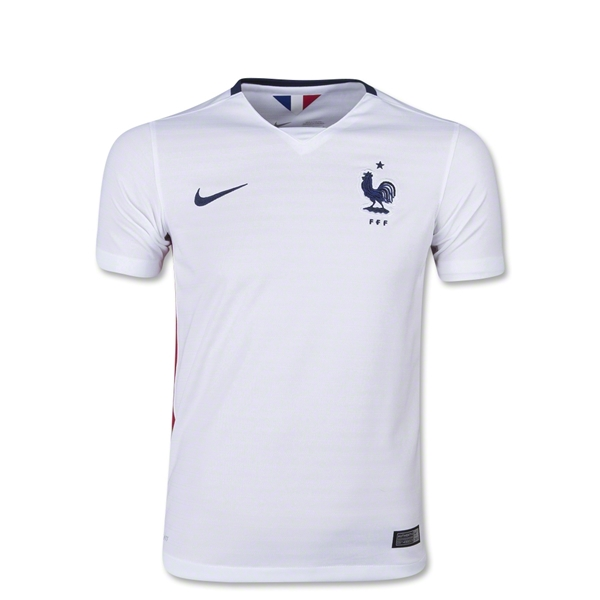 France 2015 Youth Away Jersey