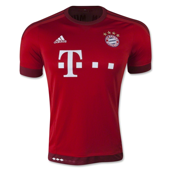 Bayern Munich 15/16 Home Jersey