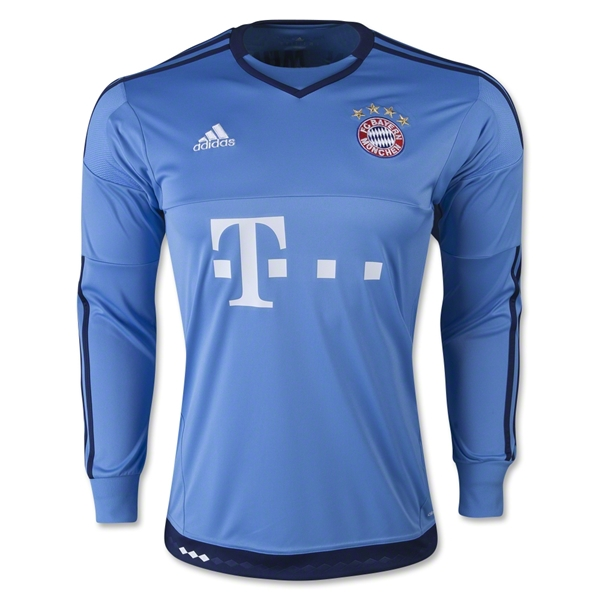 Bayern Munich 15/16 Home Goalkeeper Jersey