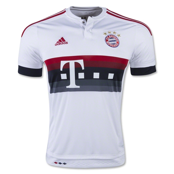Bayern Munich 15/16 Away Jersey